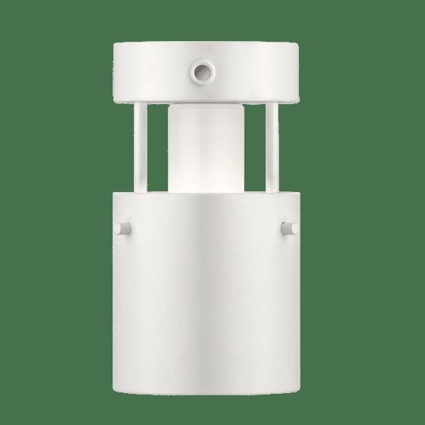 Fyrtønden loftlampe hvid 2